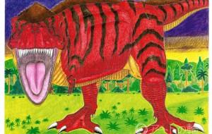 ティラノサウルス - Yossie