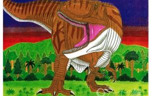 ギガノトサウルス - Yossie
