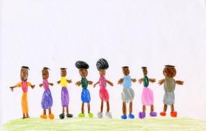 アフリカの子ども達 - Syo-ta