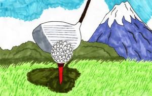 ゴルフ - Takeshi