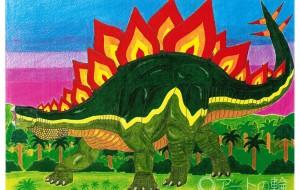 ステゴサウルス - Yossie