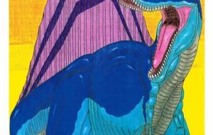 スピノサウルス - Yossie