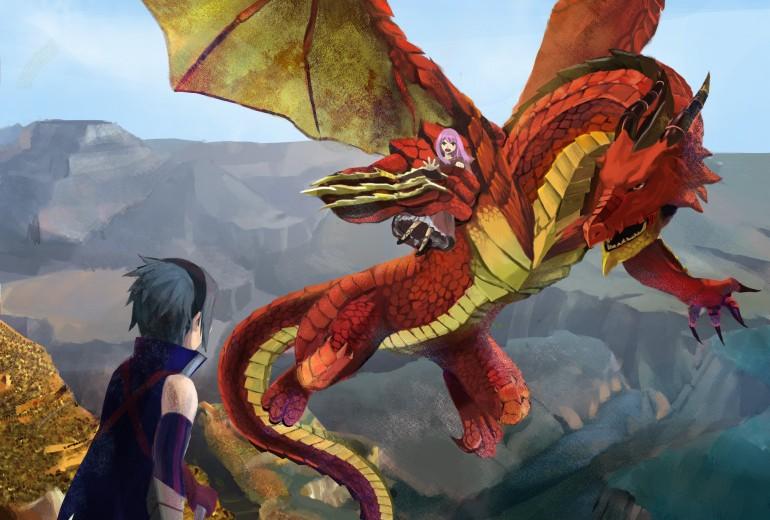 強奪のドラゴン