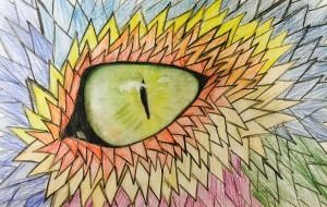 ドラゴンの目 - RINA