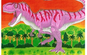 アロサウルス - Yossie