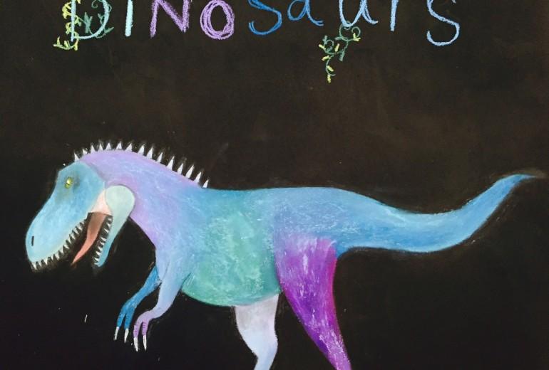 レインボーザウルス