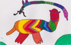 馬と龍 - トモ・タカイ