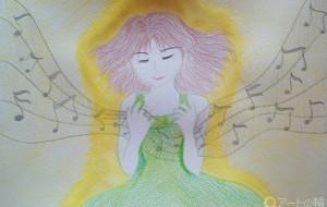 春の妖精 - 桃うさぎ