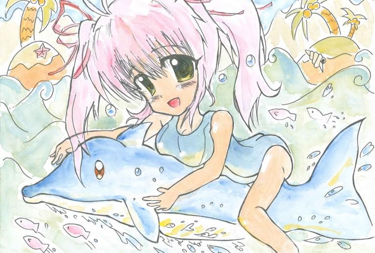 イルカさんと一緒 - RYUUTA