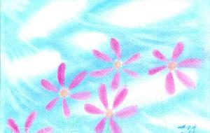 早すぎた秋桜 - 桃うさぎ