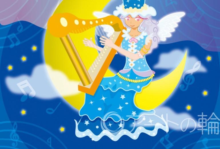 夜と音楽の女神