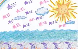 星たちの瞬き - 桃うさぎ