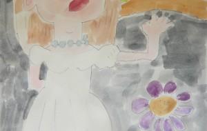 虹の中で涙する女 - HAKKENNTAKADA