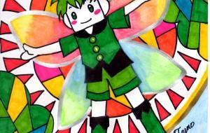 太陽の妖精 - TOMO