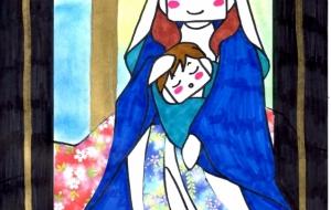 笑顔の聖母 - TOMO
