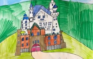ヨーロッパのお城 - 太一