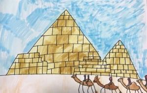 ピラミッド - 太一