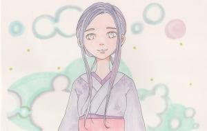 紫陽花の人 - ayaka