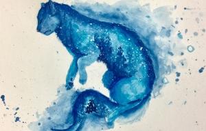 青い猫 - RINA