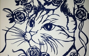 愛猫 - jun