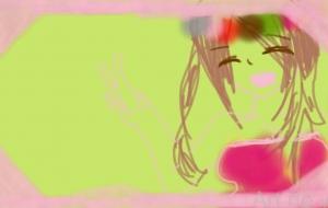 マーブルとお花畑 - 雪野ぴよこ