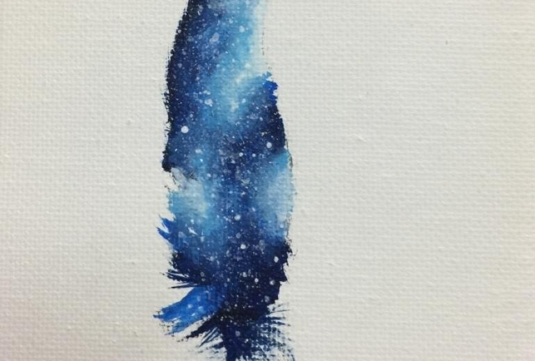 星屑の羽根