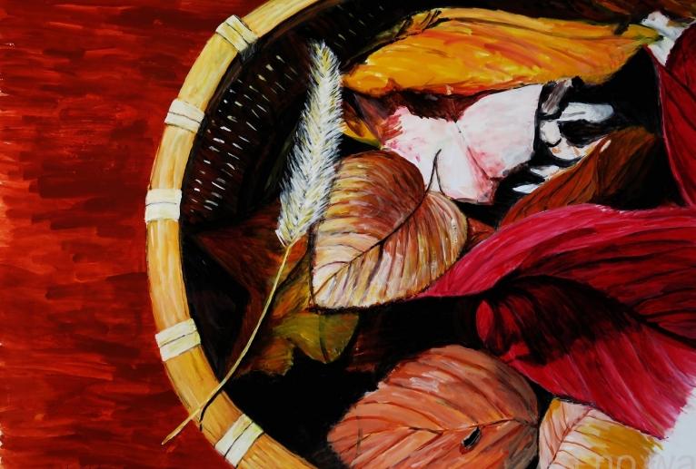 籠の中の秋 - 高桑聡一