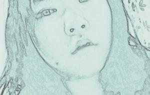 うつろな女性 - 相田朋子