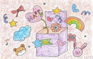 夢のびっくり箱 - asami