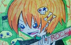 ロックン☆ロール - 風邪神-kazeshin-