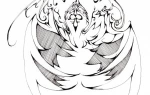 天使 - キナコモチコ