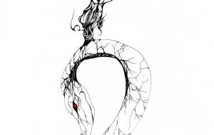 寄生する蕾 - キナコモチコ