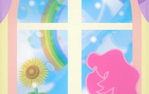 虹の空の眺め - ショウヘイ
