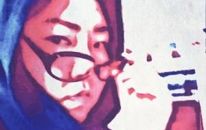 女のめがね - 相田朋子