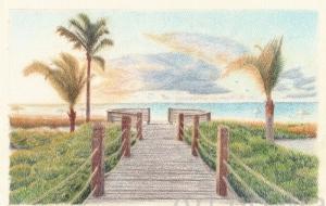 カリブ海 - cocoa float