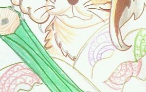 描きネコ - あゆみ