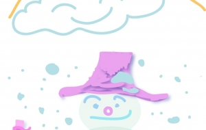 雪やこんこん - あゆみ