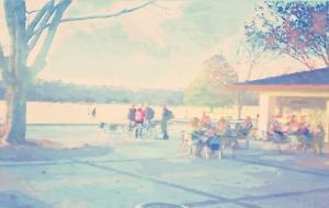 午後の公園 - 相田朋子