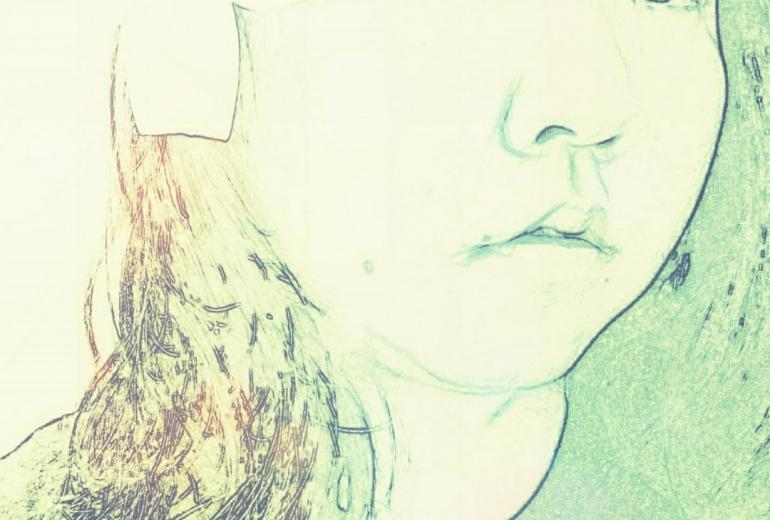 夢の中の少女2