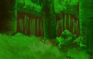 深い森 - 虎目梨那