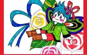 薔薇の妖精 - TOMO