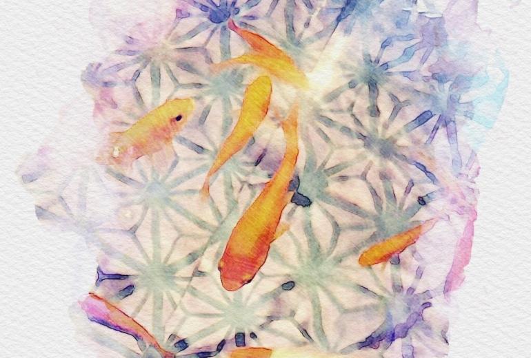 金魚の気持ち