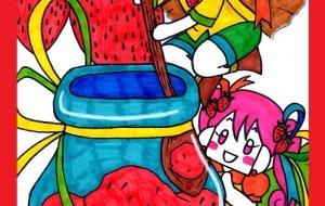 イチゴの妖精 - TOMO