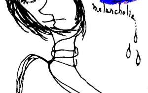 melancholia… - 時計