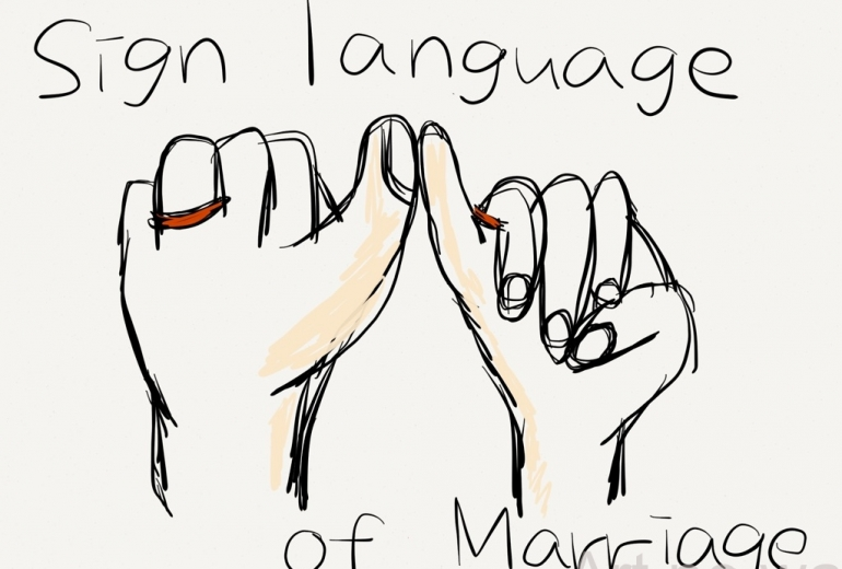 sign language of