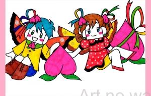 桃の妖精 - TOMO
