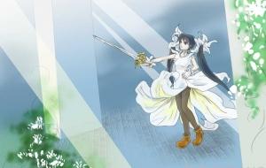 純白の百合 - 虎目梨那