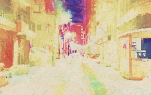 雪の降る街 - 相田朋子