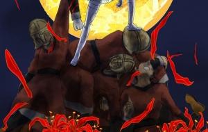 戦場に咲く青い薔薇 - 虎目梨那