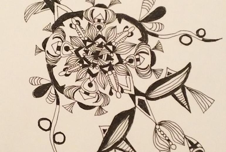 花のほほえみ